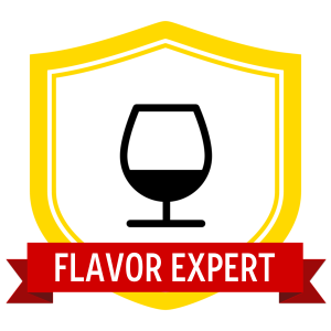 """Badge icon """"Digestive Drink (812)"""" provided by Benoit Champy, from The Noun Project under Creative Commons - Attribution (CC BY 3.0)"""